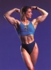 Girl with muscle - Julie Bell