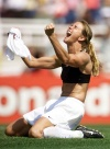Girl with muscle - Brandi Chastain