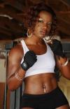 Girl with muscle - tosha reynolds