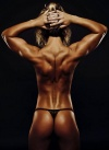 Girl with muscle - Lacey Lynn Buhler
