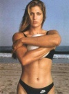 Girl with muscle - Gabrielle Reece