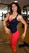 Girl with muscle - Arti Sharma Lopes