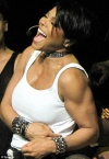 Girl with muscle - Janet Jackson