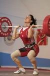 Girl with muscle - Sibel Simsek