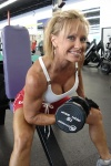 Girl with muscle - shelli