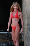 Girl with muscle - Crystal West