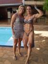 Girl with muscle - ? / Karla Bachiega