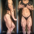 Girl with muscle - Valentina Mishina