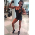 Girl with muscle - Odalys Ferreira
