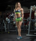Girl with muscle - Natalia Soltero