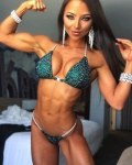 Girl with muscle - Danielle Phelps