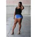 Girl with muscle - Sunny Doria Vargas (mulatafit)