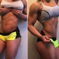 Girl with muscle - Chantal Bicket