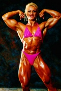 Girl with muscle - Diana Gimmler