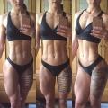 Girl with muscle - lisa (lisafiitt)