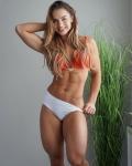 Girl with muscle - Savannah Prez
