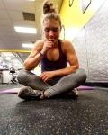 Girl with muscle - Jenny Warshefski