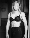 Girl with muscle - Christine Roth