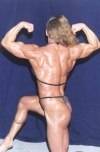 Girl with muscle - Sheila Burgess