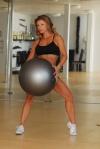 Girl with muscle - Sharon Polski