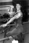 Girl with muscle - Donna Barrentine