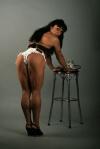 Girl with muscle - Elena Panova