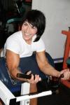 Girl with muscle - Kortney Olson