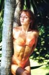 Girl with muscle - Ivana Matuskova