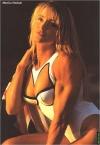 Girl with muscle - Monica Haslam