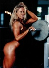 Girl with muscle - Monica Brant