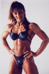 Girl with muscle - Sabine Doldourian