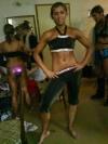 Girl with muscle - Gretka Dobrocka