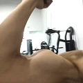 Girl with muscle - Monika Svobodova