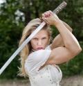 Girl with muscle - Veronika Eruseva