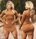 Girl with muscle - Carriejune Anne Bowlby