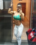 Girl with muscle - lina maria varela