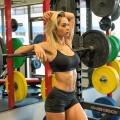 Girl with muscle - Heather Marsh