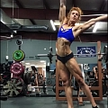 Girl with muscle - Corry McNamara Trocheck