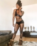 Girl with muscle - joanna jean bella