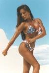 Girl with muscle - Kiana Tom