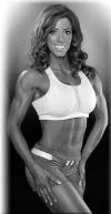 Girl with muscle - Julie Coram Bonnett