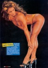 Girl with muscle - Laurie Vaniman