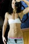 Girl with muscle - heidi