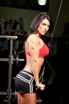 Girl with muscle - Amanda Latona