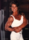 Girl with muscle - Gina Hall