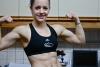 Girl with muscle - Cassandra Orr aka cassieluvsrugby