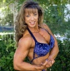 Girl with muscle - Cheryl Overman