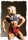 Girl with muscle - Zdenka Razymova