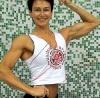 Girl with muscle - Darina Kanova