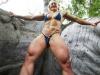 Girl with muscle - Brigita Brezovac